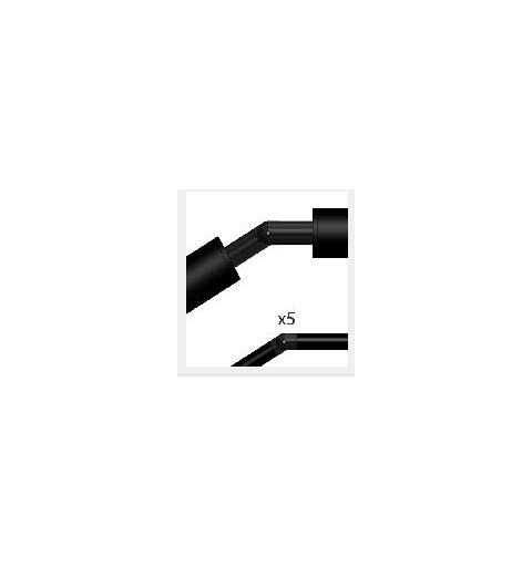 Kit d'angle Opalu FULL BLACK
