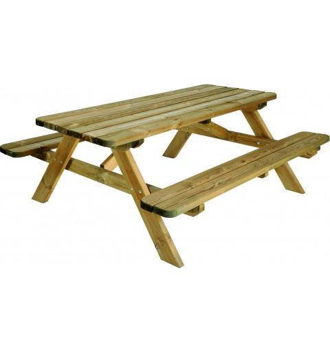 ROBUSTE - Table pique-nique...