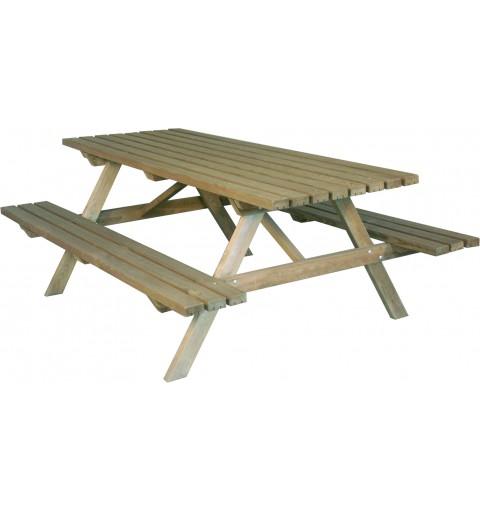 TEAM - Table pique-nique -...