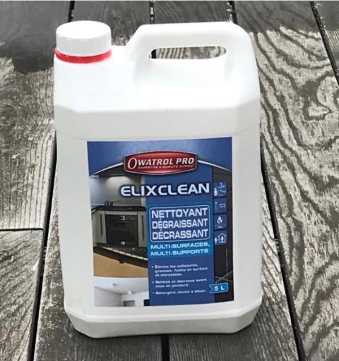 ELIXCLEAN nettoyant 5L
