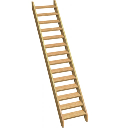 Kit escalier NORMANDIE