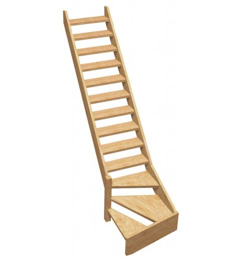 Kit escalier NORMANDIE...