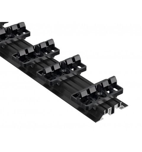 Rail de clipsage en aluminium
