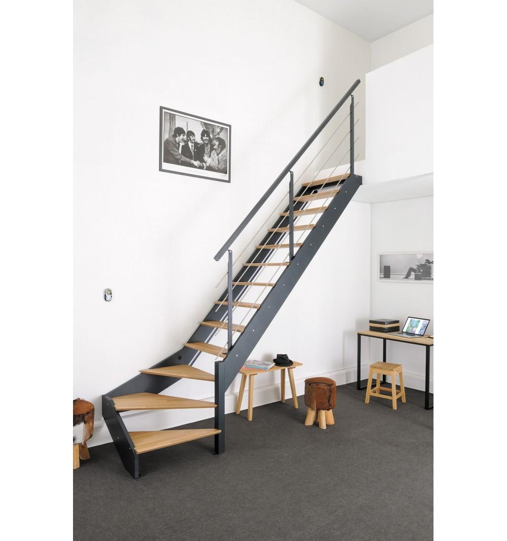 Eclairage Contre Marche Led kit escalier spark droit