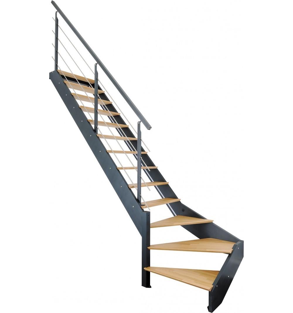 Eclairage Contre Marche Led kit escalier spark gauche