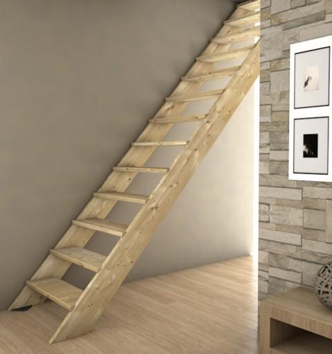 Escalier droit ABIES