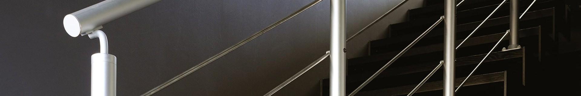 La gamme Smartline en aluminium