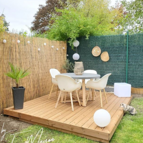 Terrasse Grad By You en thermopin by @fee.maison