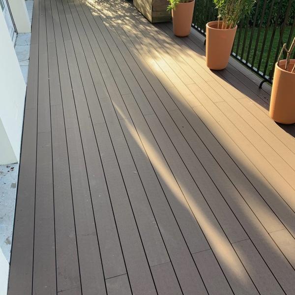 Terrasse Composite Chocobrown